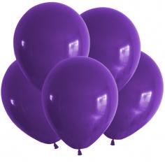 Шар Фиолетовый, Пастель / Violet