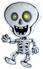Шар Фигура, Танцующий скелет
