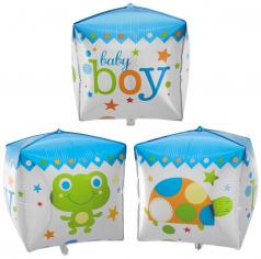 ВЫВОДИМ! FA Фигура Куб Малыш, Мальчик (в упаковке)