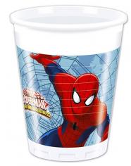 Стаканы пластиковые Человек - Паук / Ultimate Spiderman Web Warriors