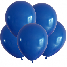 Шар Синий, Пастель / Royal Blue
