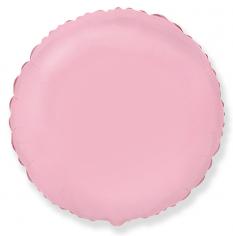 Шар Круг, Розовый / Pink (в упаковке)