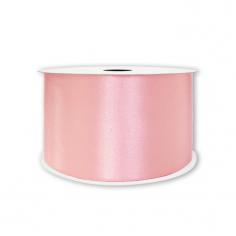 Лента Атлас Розовый
