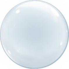 Шар Мини-сфера 3d, Deco Bubble, Прозрачный