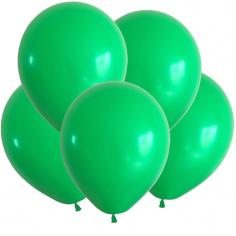 Шар Зеленый, Пастель / Green