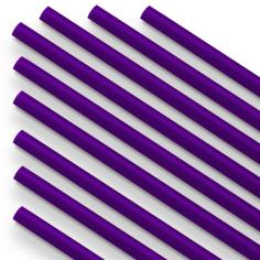 Трубочка полимерная для шаров Фиолетовая