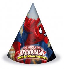 Колпаки Человек - Паук / Ultimate Spiderman Web Warriors
