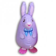 Шар Ходячая фигура, Кролик, фиолетовый