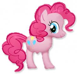 Шар фигура, Пони Розовая / MLP Pinkie Pie (в упаковке)