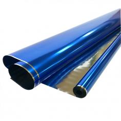 Пленка Металл Синяя, 200гр