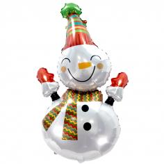Шар Фигура, Веселый снеговик