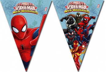 Гирлянда Человек - Паук / Ultimate Spiderman Web Warriors