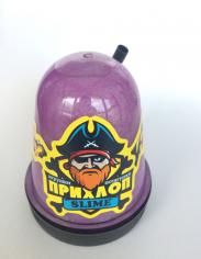 Слайм Прихлоп Перламуровый Фиолетовый