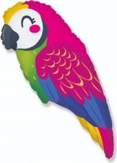 Шар Фигура, Яркий попугай (в упаковке)