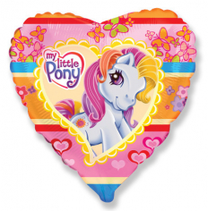Шар Сердце, Моя маленькая лошадка / My little pony