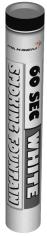 Цветной Дым белый 60 сек. h-220 мм, 1 шт