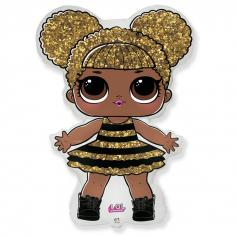 Шар Фигура Куклы ЛОЛ QUEEN BEE (в упаковке)