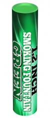 Дым зеленый 60 сек. h-170 мм