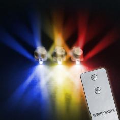 Светодиоды 4D Ассорти в оболочке 10 штук