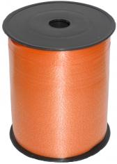 Лента однотонная Оранжевая
