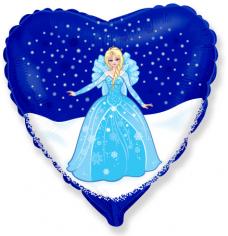 Шар Сердце, Эльза (Холодное сердце)