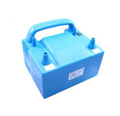 Компрессор с двумя клапанами плавного нажатия Голубой (800 ватт)