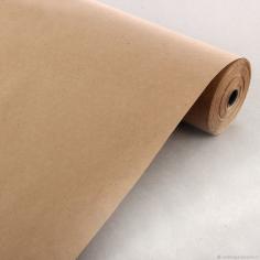Крафт-бумага однотонная