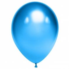 Шар Хром, Синий / Blue