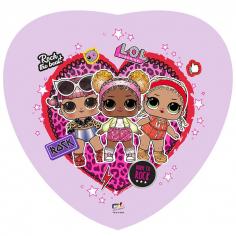 Шар Сердце Куклы ЛОЛ