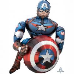 Шар Ходячая фигура, Мстители Капитан Америка