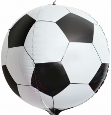 Шар Сфера 3D, Футбольный мяч