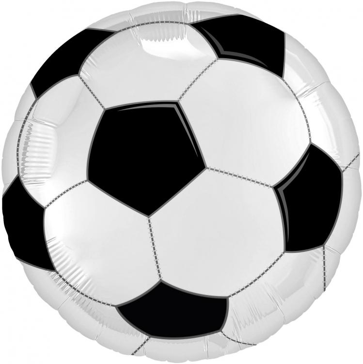 Шар Круг, Футбольный мяч