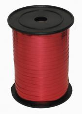 Лента металлизированная Красная