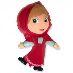 Шар Мини-фигура Красная шапочка / Little red hood (в упаковке)