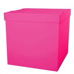 Коробка для воздушных шаров, Фуксия